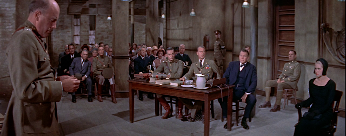 (9) The Court-Martial of Billy Mitchell (Otto Preminger, 1955)