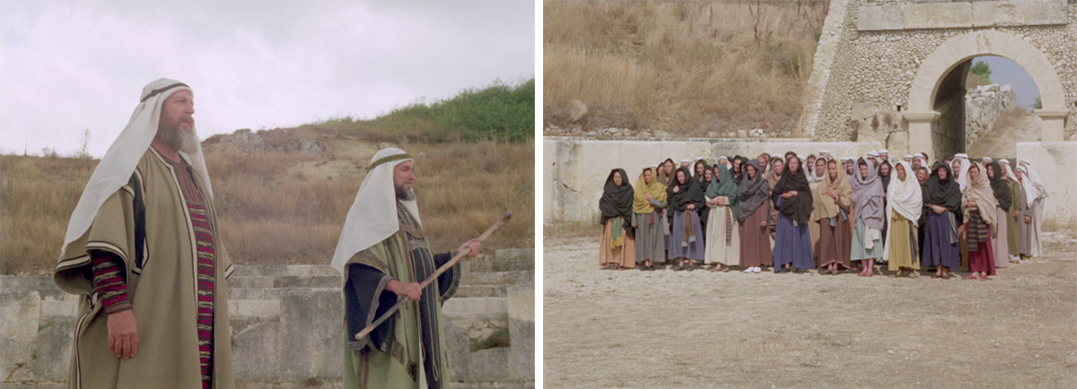 (7) & (8) Moses und Aron (Danièle Huillet & Jean-Marie Straub, 1975)