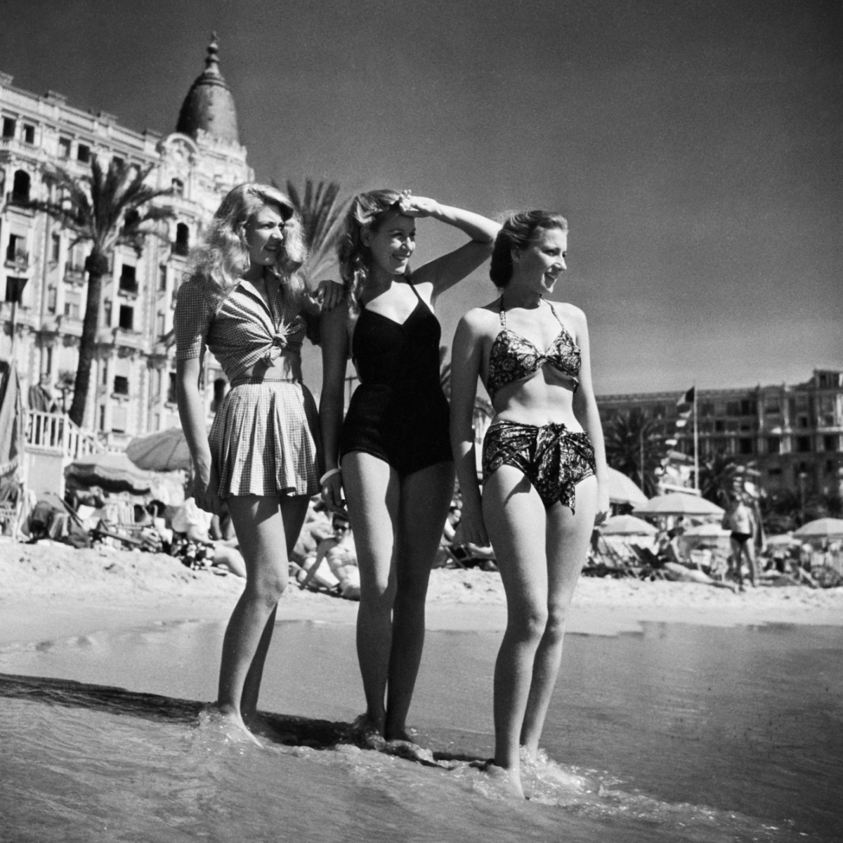 (3) Cannes, 1947