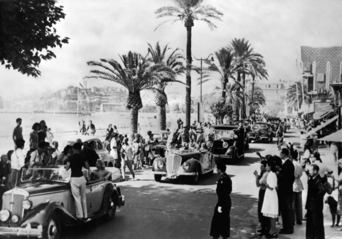 (1) Cannes, 1947