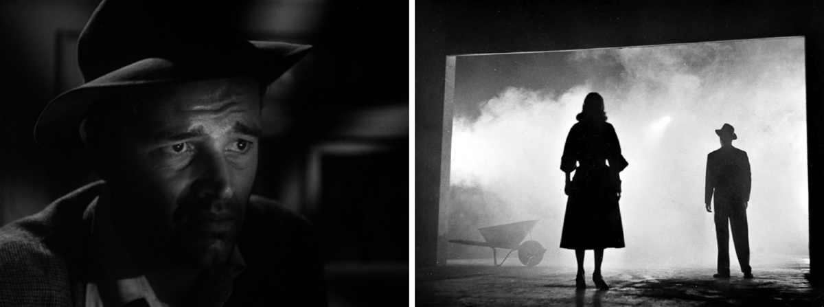 (1) Detour (Edgar Ulmer, 1945) | (2) The Big Combo (Joseph H. Lewis, 1955)