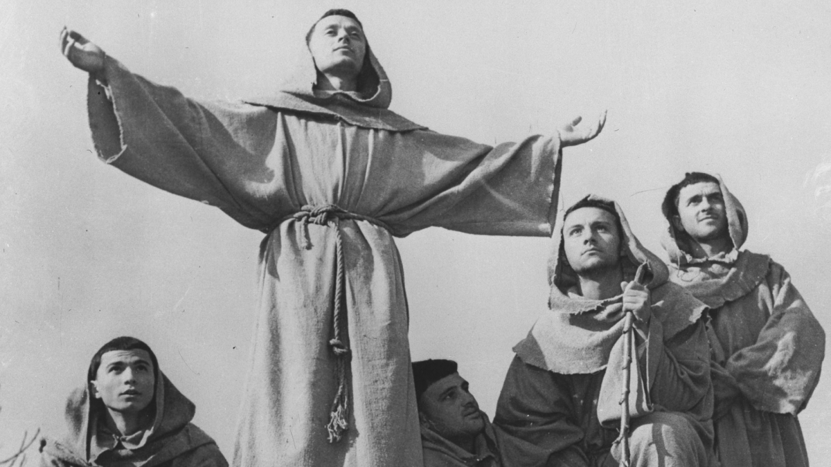 (4) Francesco, giullare di Dio [The Flowers of St. Francis] (Roberto Rossellini, 1950)