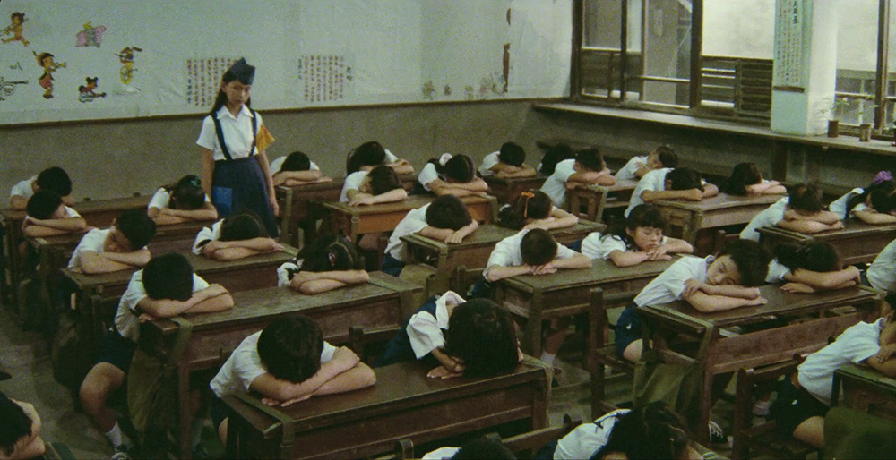 (2) Guang yin de gu shi [In Our Time] (Edward Yang, Ko I-chen, Te-chen Tao & Yi Chang, 1982)