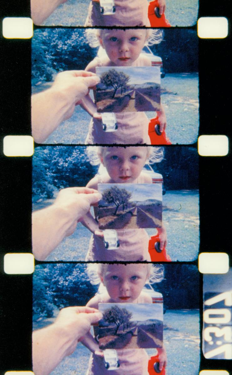 (3) As I Was Moving Ahead Occasionally I Saw Brief Glimpses of Beauty (Jonas Mekas, 2000)