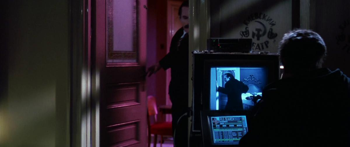 (1) Mission: Impossible (Brian De Palma, 1996)