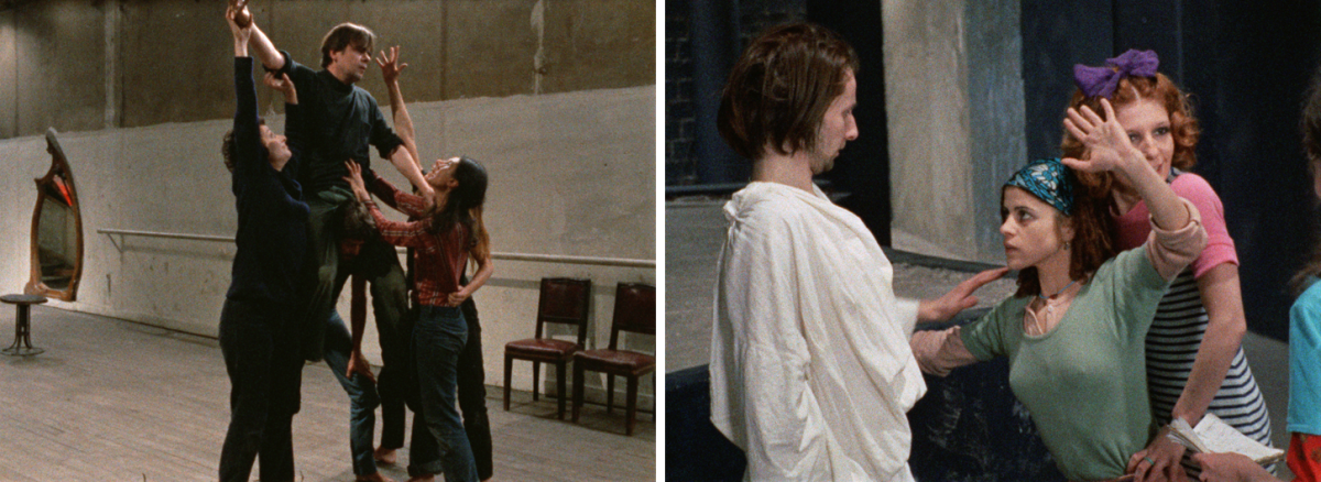 (1) & (2) Out 1, noli me tangere (Jacques Rivette, 1971)