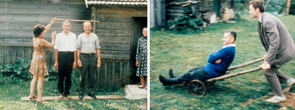 (5) Reminiscences of a Journey to Lithuania (Jonas Mekas, 1972)