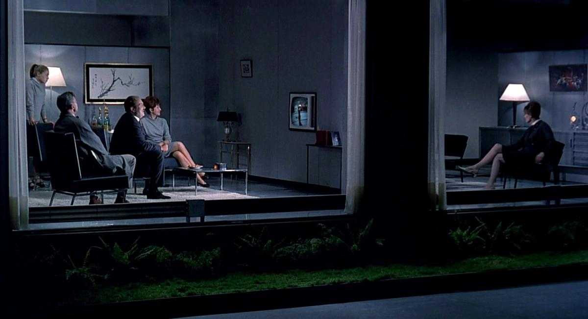 (1) Playtime (Jacques Tati, 1967)