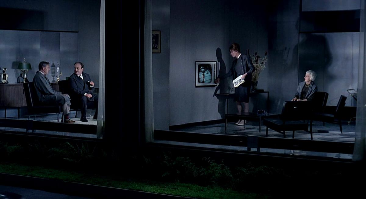 (2) Playtime (Jacques Tati, 1967)