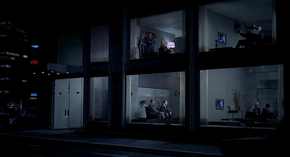 (3) Playtime (Jacques Tati, 1967)