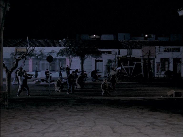 (4) O thiasos [The Travelling Players] (Theodoros Angelopoulos, 1975)