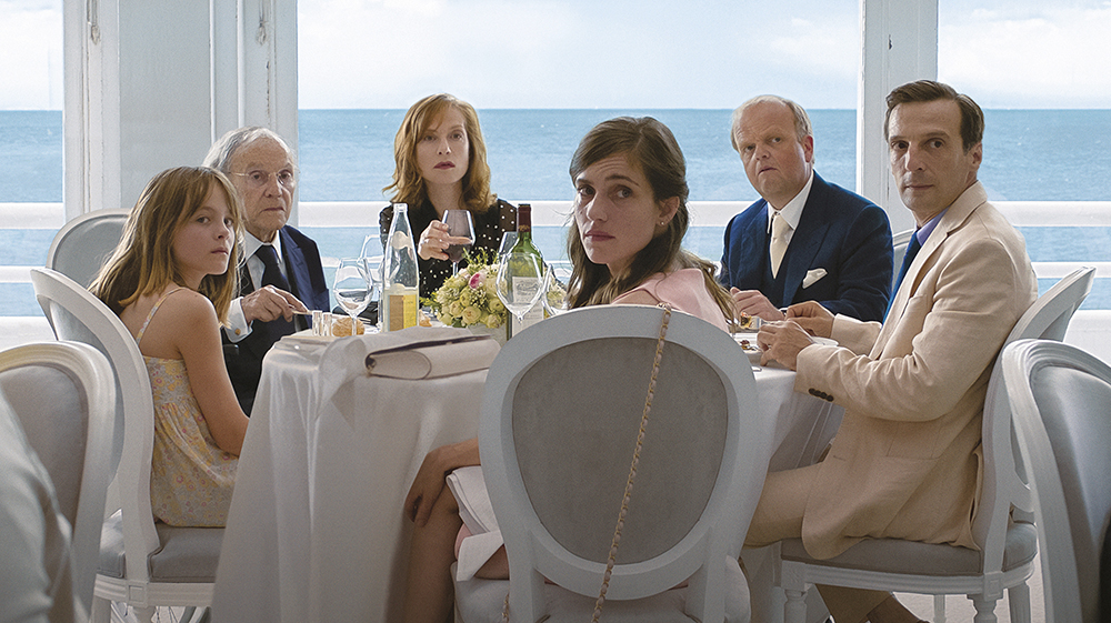 (1) Happy End (Michael Haneke, 2017)