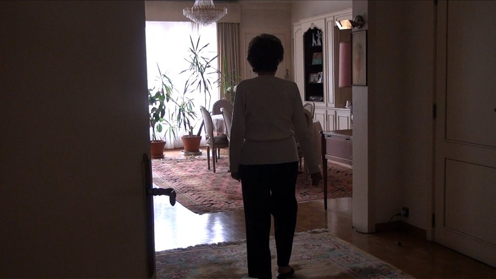 No Home Movie (Chantal Akerman, 2015)