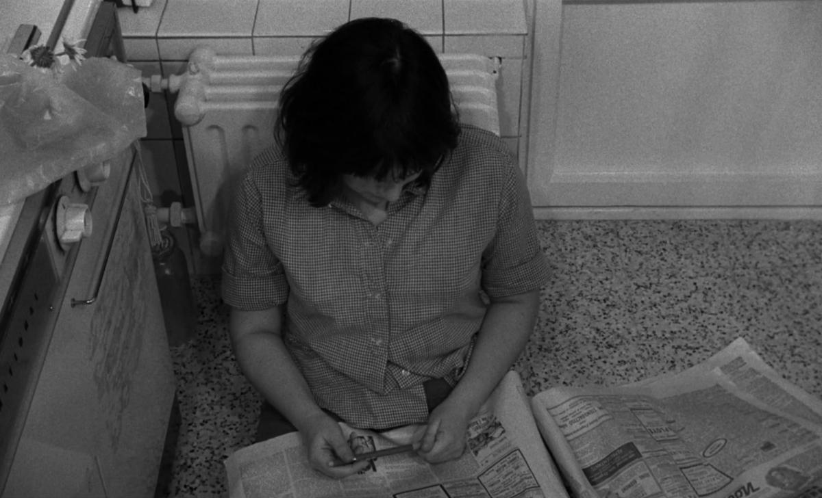 (4) Saute ma ville (Chantal Akerman, 1968)