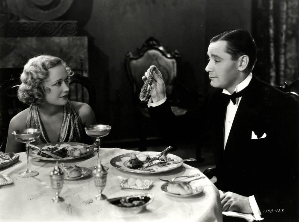 (1) Productiestill Trouble in Paradise (Ernst Lubitsch, 1932)